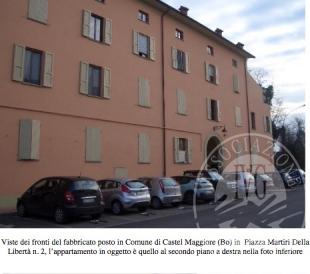 Castel Maggiore (BO) Piazza Martiri della Libertà, 2 – località Castello - APPARTAMENTO