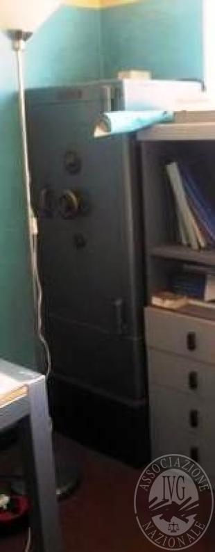 Cassaforti provviste di chiavi