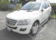 Autovettura Mercedes ML 320 CDI 4Matic targata DV069EK