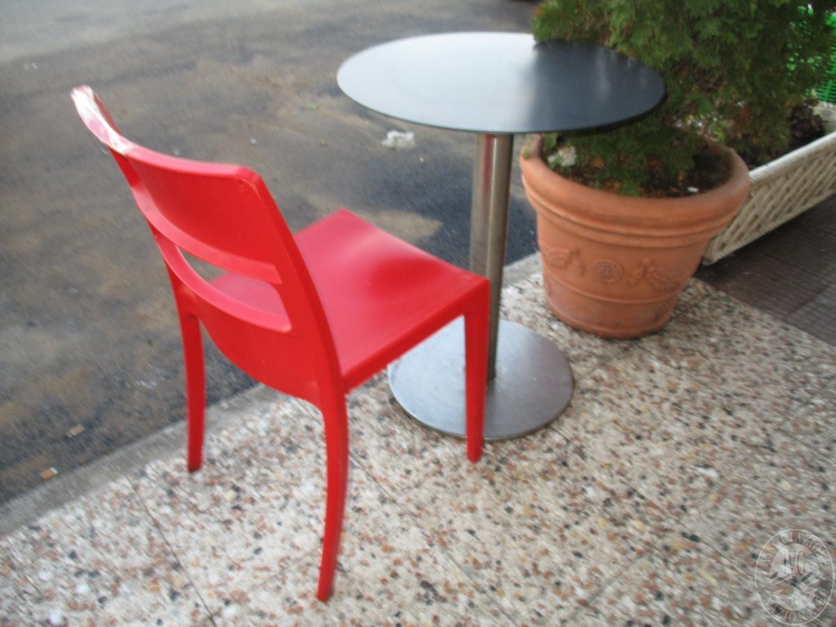 Sedie Da Giardino In Plastica : N tavolini da esterno in alluminio n sedie da esterno in