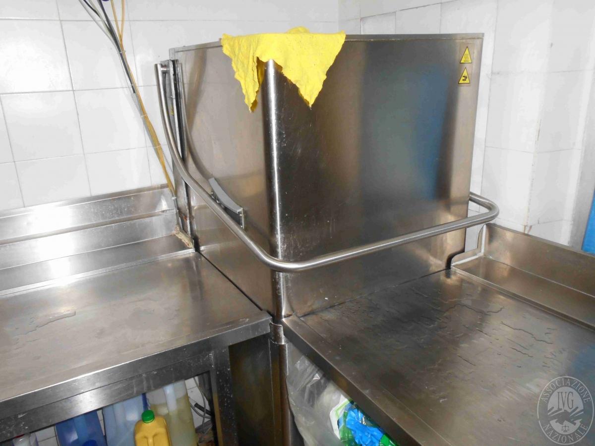 vetrina frigo lavastoviglie industriale inox. Black Bedroom Furniture Sets. Home Design Ideas