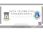 ASTA TELEMATICA STRAORDINARIA IL GIORNO 28/09/2018 H. 18.00