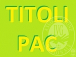 Immagine di N.2 TITOLI PAC ORDINARI, CAMPAGNA 2019 DAL N. 000025415515 AL N.000025415516, VALORE UNITARIO Euro.194.47
