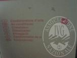 Immagine di LOTTO UNICO MATERIALE VARIO COMPOSTO DA 2 CONDIZIONATORI ARISTON 3 CONDIZIONATORI WALLMASTER 1 FRIGGITRICE 1 GRUPPO CONTINUITA' 1 VENTILATORE A SOFFITTO E REFUSI VARI DI LAMPADINE E LAMPADE