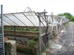Immagine di Terreni agricoli con sovrastanti serre fisse e fabbricati di servizio.