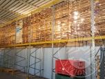 Immagine di N.68 metri lineari di scaffalatura medio pesante