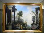 Immagine di Un dipinto di Gian Paolo Panini (lotto 1)