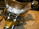 Immagine di Un motociclo Honda SC22