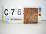 Immagine di LC76: DIPINTO SU METALLO STIMATO EURO 150,00