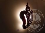 Immagine di UNA LAMPADA MARCA SLAMP (89)
