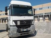 Fall. Trans Vector 2 Srl n. 921/2017 - Trattore Mercedes Benz, targato EM685JT