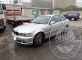 AUTOVETTURA BMW TARGATA CM96... (BENE C/O SEDE I.V.G. DI SASSARI)