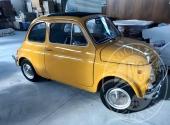 Autovettura Fiat 500 L (anno prima immatricolazione 1970)