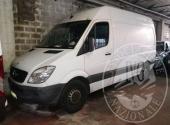 VENDITA SOSPESA - Agenzia ENTRATE e RISCOSSIONE n. 103/2018 - Autocarro Furgone Mercedes  tg. EL871RP
