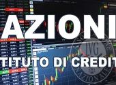 Partecipazione azionaria istituto di credito