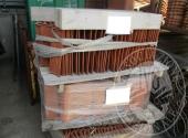 LOTTO 2 - N.11 BALLE DI PANNELLI COIBENTATI - N.380 TEGOLE IN PVC PER COPERTURA