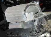 Affettatrice in acciaio marca TAMAGNINI tipo 350