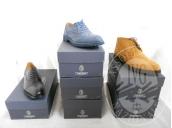 Paia di scarpe marca Cesare Firrao di vari colori e misure